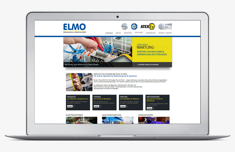 Referenz - Elmo Elektromotoren