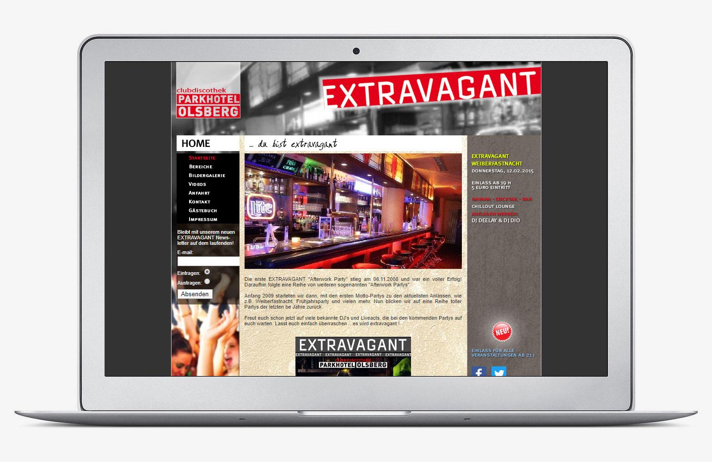Referenz - Extravagant - Clubdiscothek