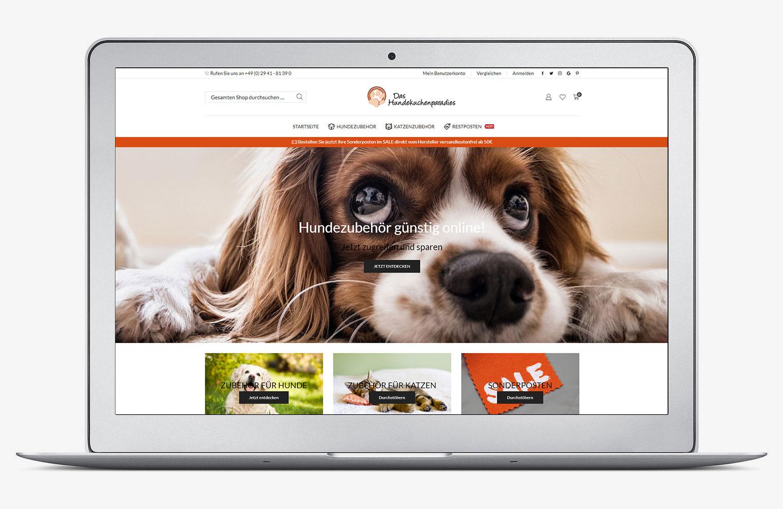 Referenz - Das Hundekuchenparadies