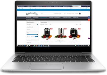Leistung - Onlineshops / Webshops